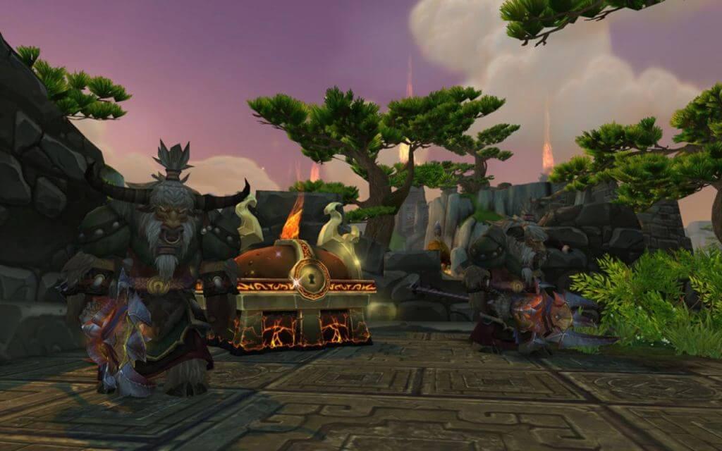 lorekeeper timeless isle warlock