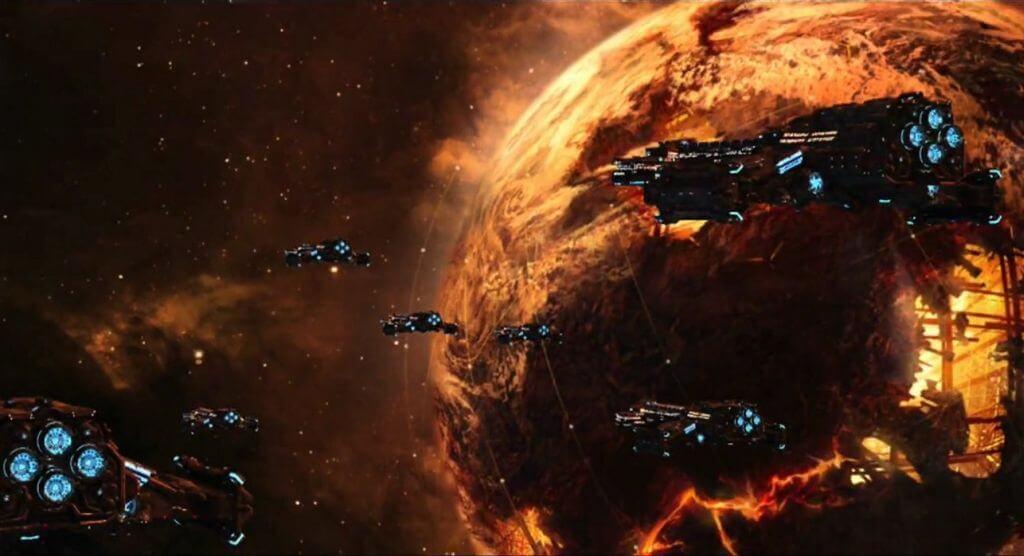 LAN-турнир по Starcraft 2 в Киеве.