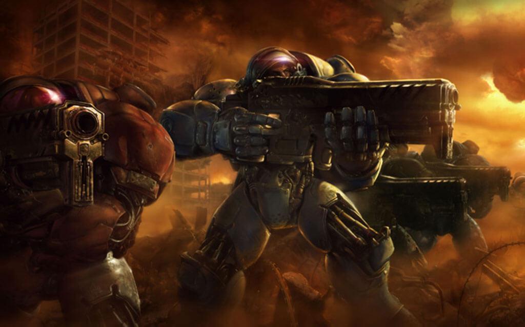 lorekeeper starcraft lonca savaşları guild wars jim raynor tychus findlay