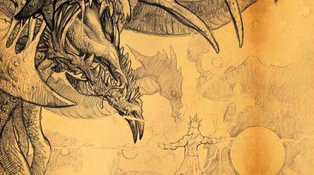 HISTORY OF DIABLO – PART 1: ANU AND TATHAMET