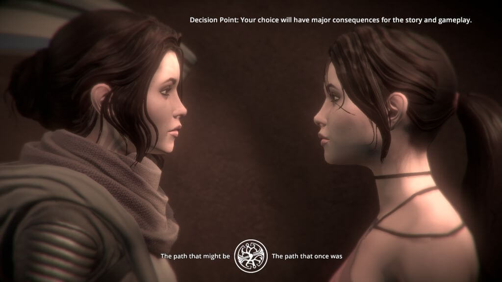 dreamfall chapters zoe choices