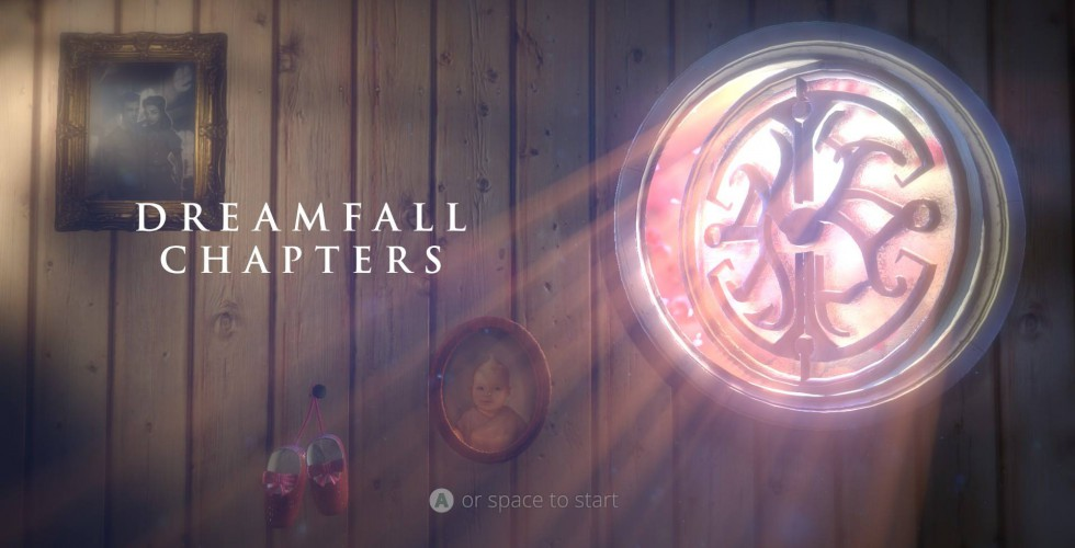 dreamfall chapters start screen