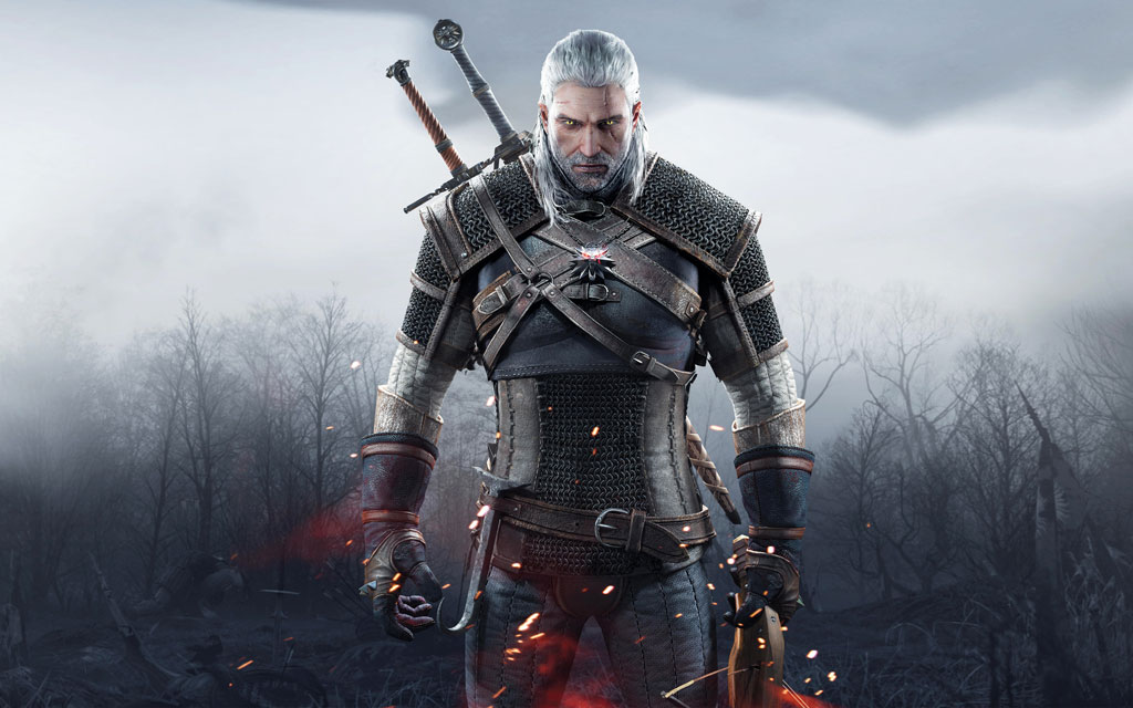 Witcher Geralt of Rivia Quote