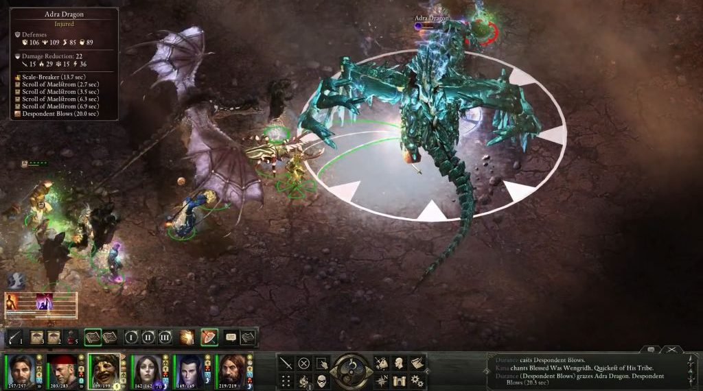 PILLARS OF ETERNITY REHBERİ – HARD ZORLUKTA THE MASTER BELOW'U DÖVMEK