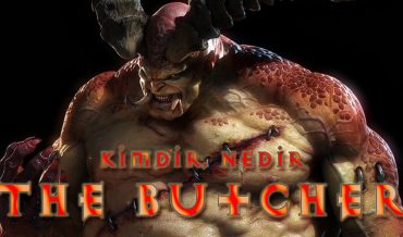 KİMDİR, NEDİR: THE BUTCHER