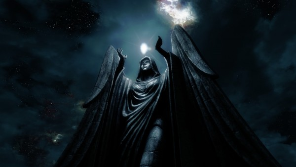 Daedra Meridia Yaşamın Daedrik Prensi, Sonsuz Enerjinin Hanımı