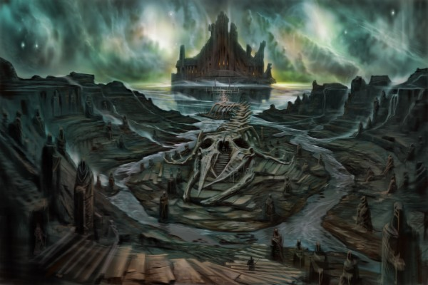 Aetherius içerisinde yer alan Sovngarde