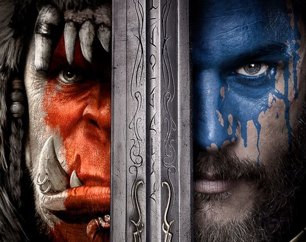Warcraft Film Afişi