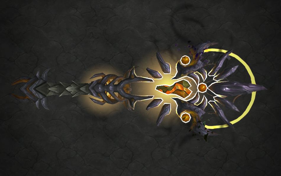 Lorekeeper-Artifacts-Priest-Tuure Beacon of the Naaru