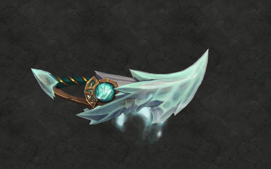Lorekeeper-Artifacts-Rogue-Fangs of the Devourer
