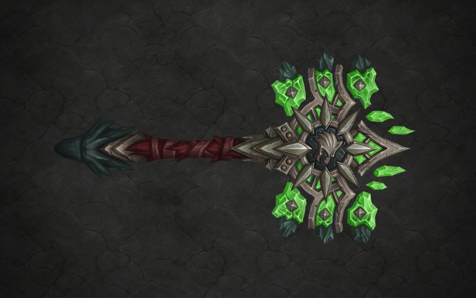 Lorekeeper-Artifacts-Shaman-Doomhammer