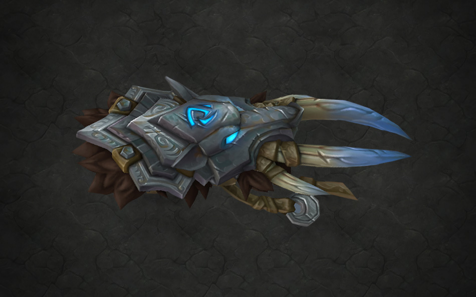 Lorekeeper-Artifacts-Shaman-The Fist of RaDen