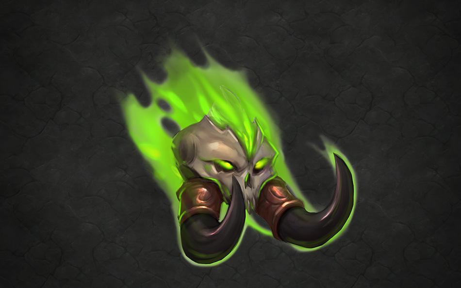 Lorekeeper-Artifacts-Warlock-Skull of the Manari