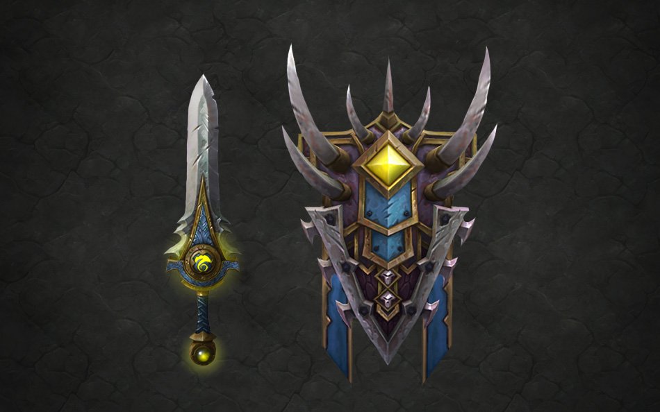 Lorekeeper-Artifacts-Warrior-Scale of the Earth Warder