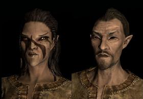 Bosmer (Orman Elfi)