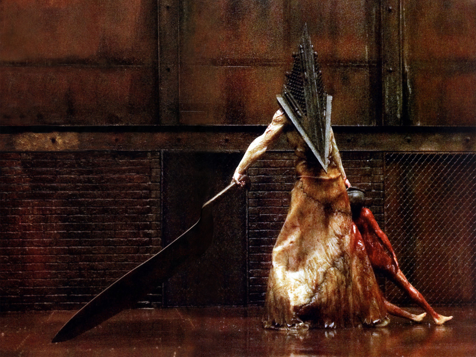 Lorekeeper-Pyramid Head-Silent Hill