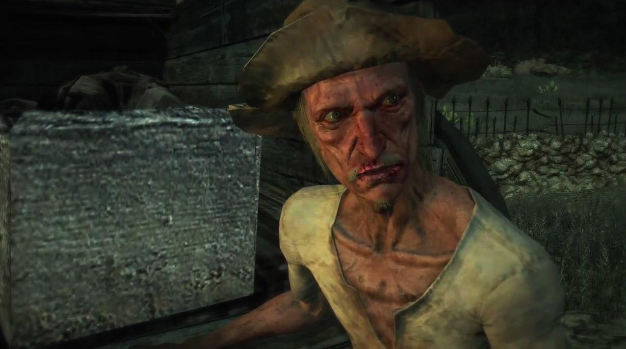 Lorekeeper-Seth Briars-Red Dead Redemption