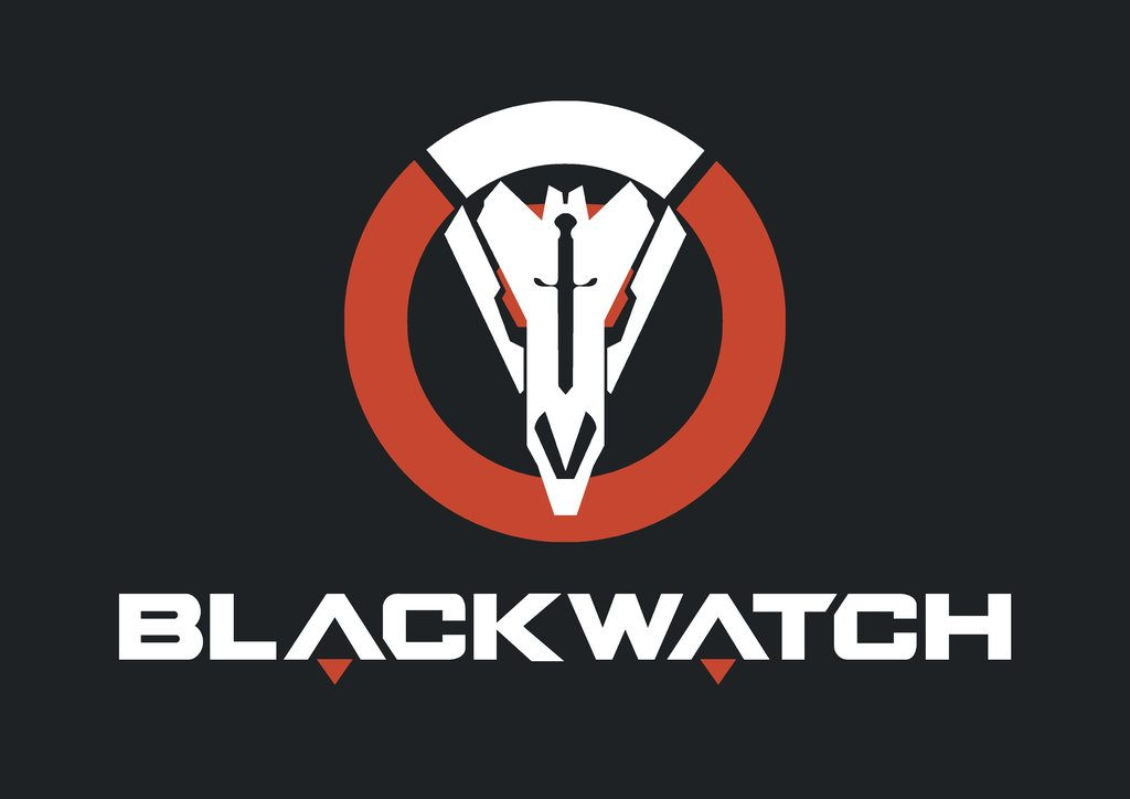 Blackwatch'un logosu