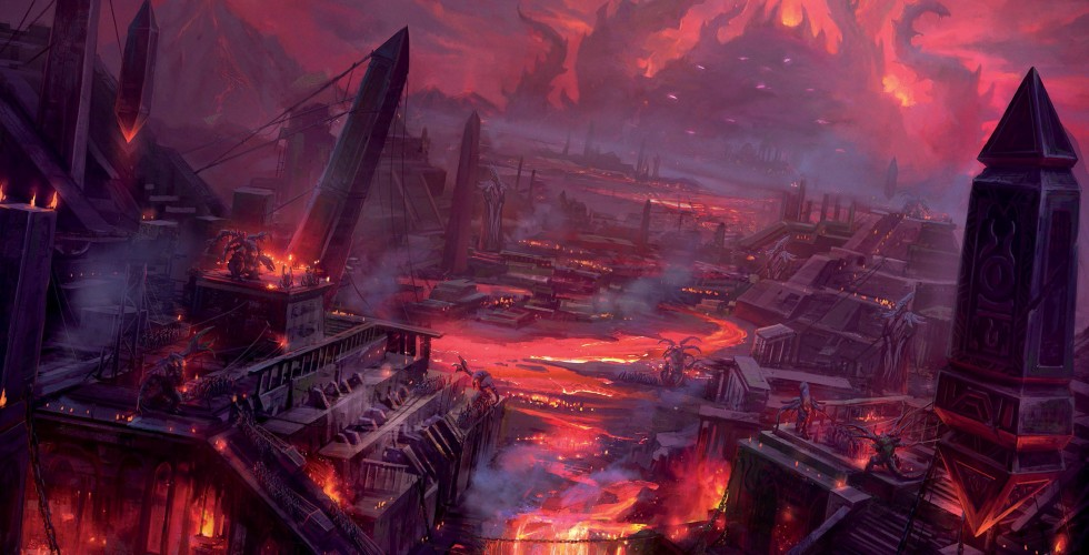 Lorekeeper-Warcraft Tarihçeleri-Bölüm2-Kara İmparatorluk