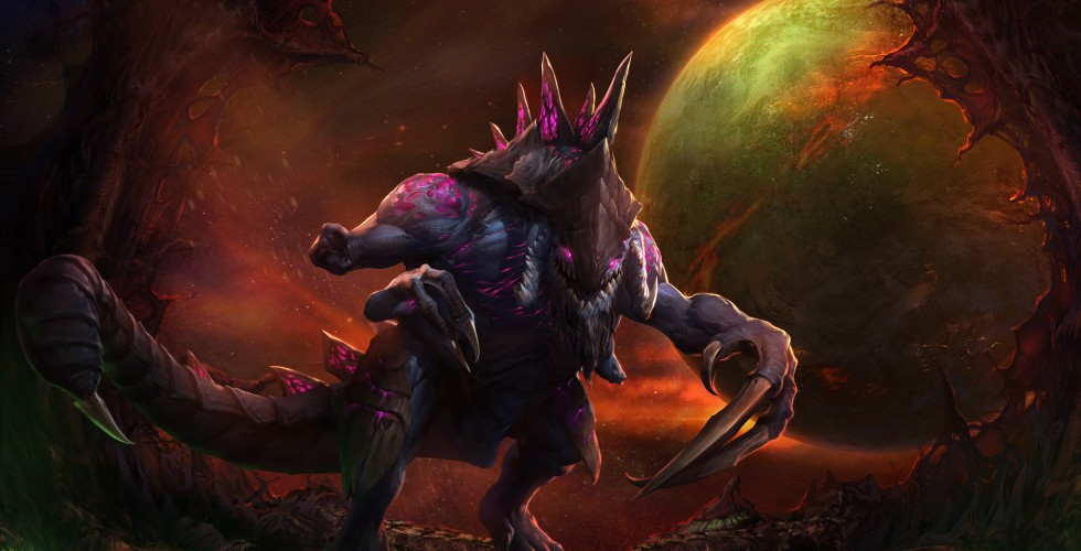 lorekeeper-heroes of the storm-dehaka