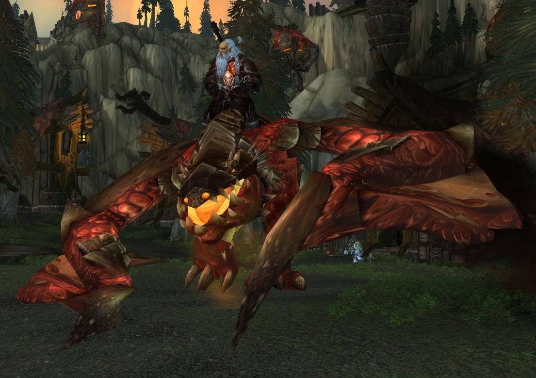 Proto-ejderhaya binen bir Ejderyüzen askeri