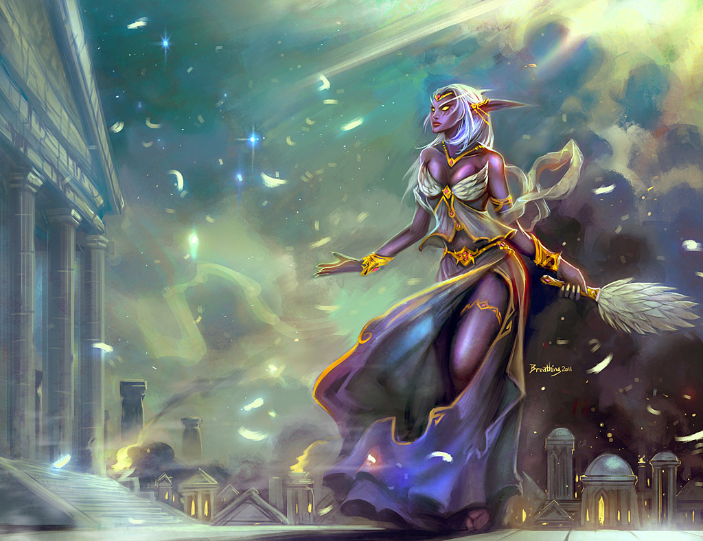 Kraliçe Azshara