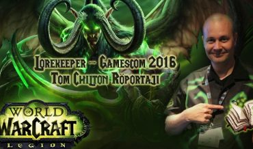 GAMESCOM 2016 – TOM CHILTON RÖPORTAJI