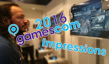 LOREKEEPER AT GAMESCOM 2016!