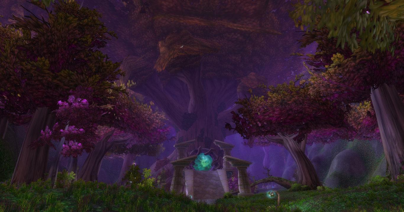 Zümrüt Rüya'ya açılan kapısıyla Kasvet Ormanı'ndaki ulu ağaç