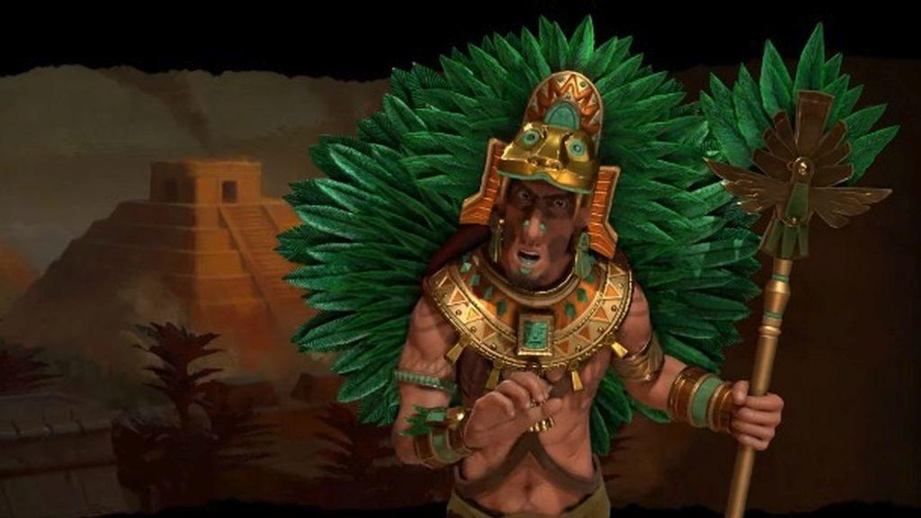 Montezuma, o bira içerken siz şarap içiyorsunuz diye size kızabilecek tek lider.