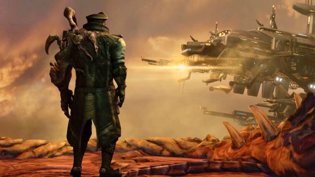 Stukov, Skygeirr İstasyonu'na yapılacak saldırıya hazırlanırken...