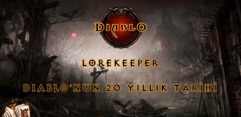DIABLO'NUN 20 YILLIK TARİHİ