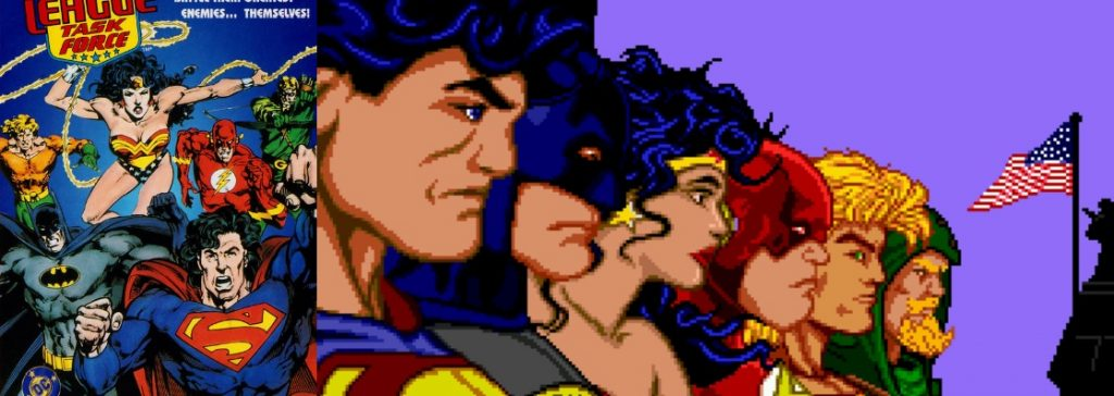 Chaos Studios ve Condor Games'in kaderini kesiştiren oyun: Justice League Task Force