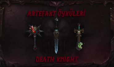 ARTEFAKT ÖYKÜLERİ: DEATH KNIGHT