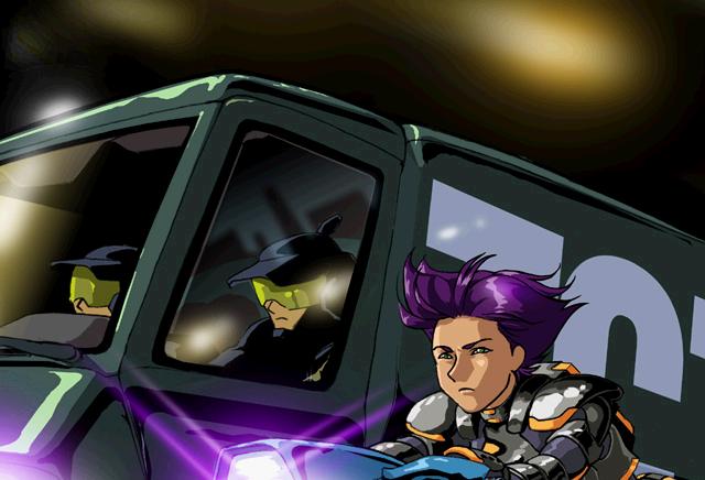 Bir tuzağa doğru sürüklendiğinden habersiz olan Konoko ve ekibi