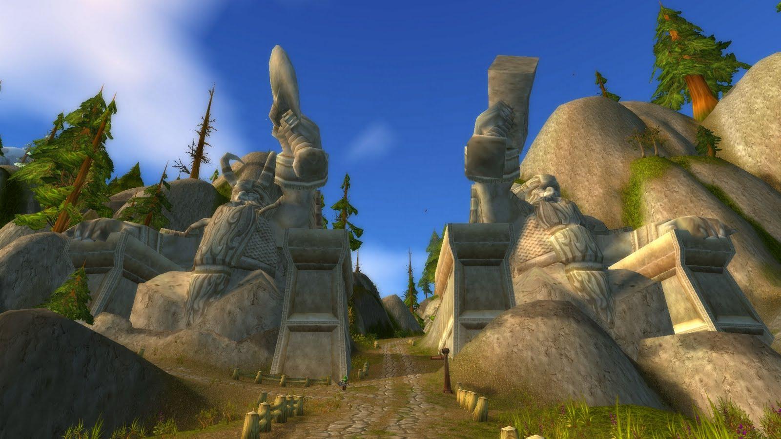 Madoran Bronzebeard & Khardros Wildhammer