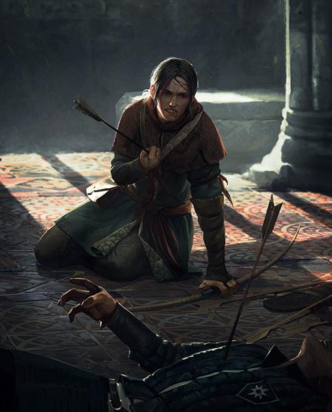 lorekeeper death of milva