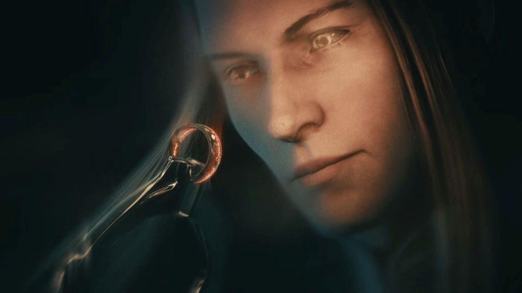 Annatar suretiyle Celebrimbor'u kandırıp Tek Yüzük'ü döven Sauron...