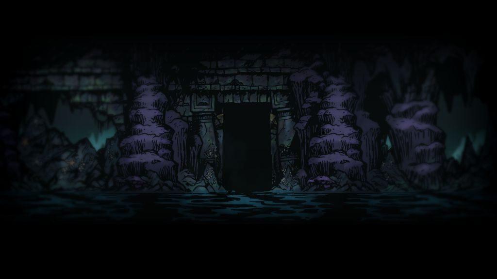 """""""Bu tuz kaplı mağaralar sudan yükselen kabuslarla kaynıyor –hepsini karanlık sulara geri yollamalı!"""""""