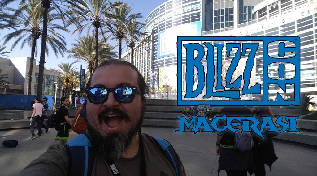 BLIZZCON 2019 MACERASI